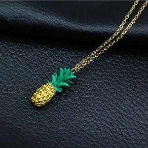 Jewelry - Pineapple Necklace